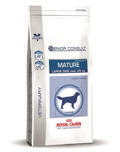 ROYAL CANIN Veterinary Senior Consult Mature Large Dogs 14 kg
