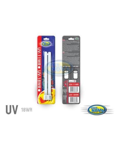 AQUA NOVA Filament UV-C pentru toate lămpile UV, 18 W