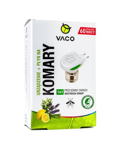 VACO ECO Aparat electric anti-insecte (muste, tantari, molii) (Citronella) 45 ml