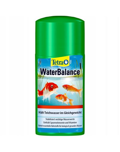 TETRA Pond WaterBalance, solutie de tratare a apei, 500 ml