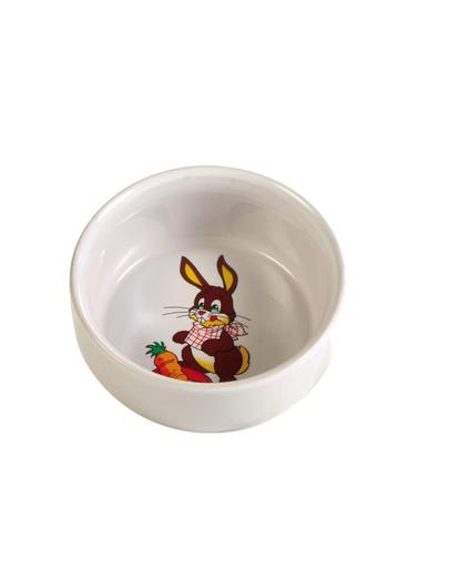 TRIXIE Bol Ceramic pentru iepure 250 ml fera.ro