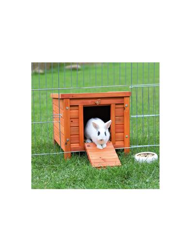 TRIXIE Natura Outdoor casă pentru iepuri 42 x 43 x 51 cm