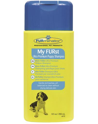 FURMINATOR Ultra Premiuim șampon pentru cățeluși pui 250 ml fera.ro