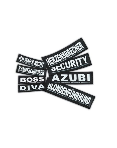 TRIXIE Julius-K9 velcro sticker bodyguard'. s fera.ro