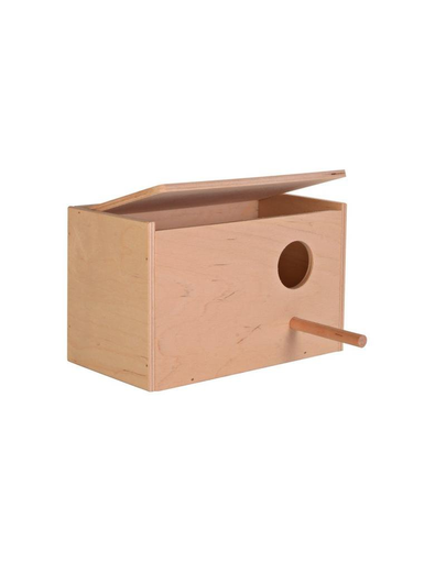 TRIXIE Căsuță pentru papagal 21 x 12.5 x 13 cm