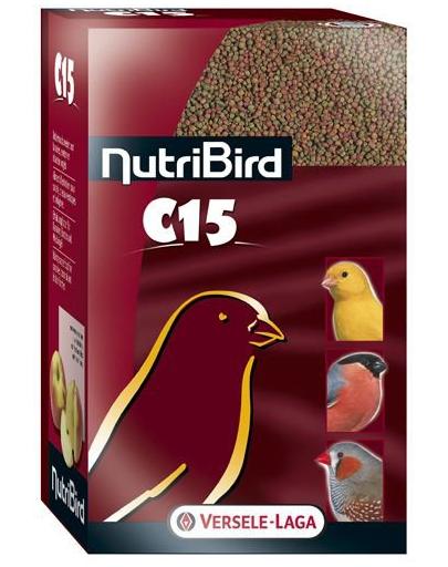 VERSELE-LAGA Nutribird c15 maintenance 1 kg fera.ro