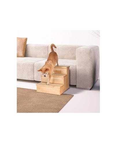 TRIXIE Scări din lemn pentru câini
