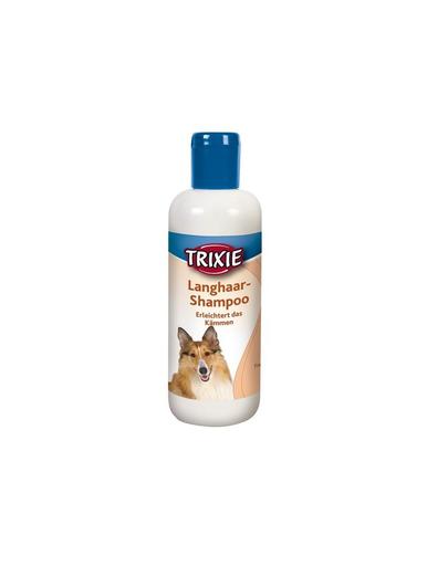 TRIXIE Șampon pentru câini cu blană lungă 250 ml