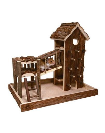 TRIXIE Loc de joacă pentru hamster 36 x 33 x 26 fera.ro