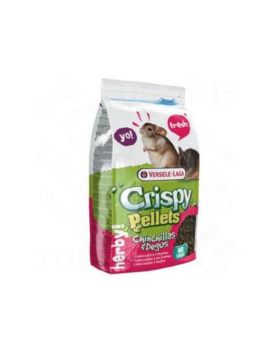 VERSELE-LAGA Prestige 1 kg crispy pellets chinchilla