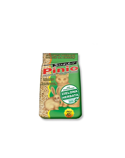 BENEK Super Pinio granulat ceai verde 10 L fera.ro
