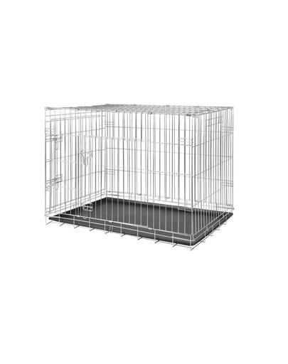 TRIXIE Cusca metal pentru transport 109x71x79 cm