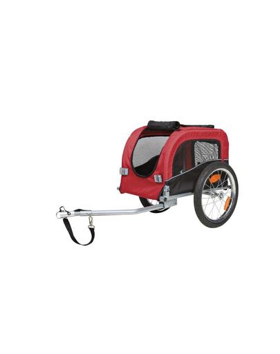 TRIXIE Remorcă pentru biciclete 38 x 37 x 58 cm roșu-negru