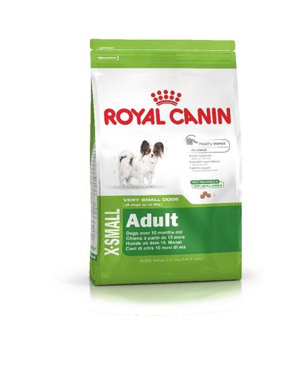 Royal Canin X-Small Adult hrana uscata caine, 1.5 kg