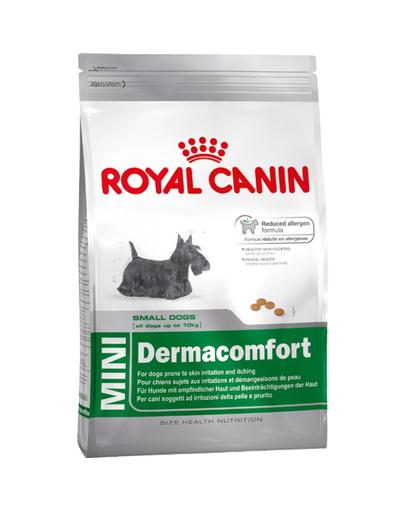 Royal Canin Mini Dermacomfort Hrană Uscată Câine 0.8 kg