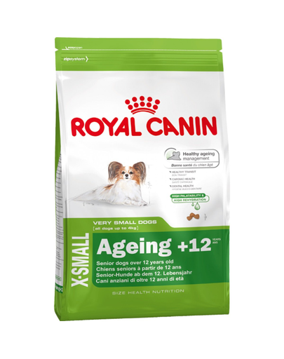 ROYAL CANIN X-Small ageing (12+ ani) 500 g
