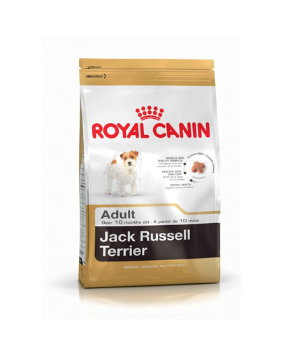 ROYAL CANIN jack russell Terrier Adult 0.5 kg
