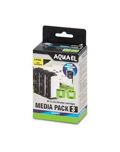 AQUAEL Cartuș fzn mini Standard Media