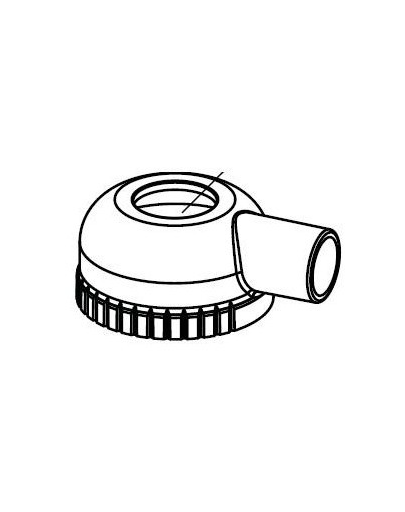 AQUAEL Cupolă to filter fan 3 plu