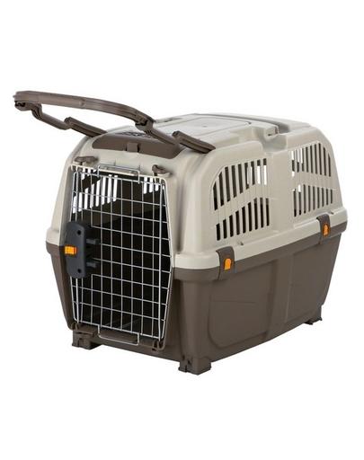 "TRIXIE Transportor pentru caini si pisici ""Skudo"" 92 × 63 × 70 cm fera.ro"