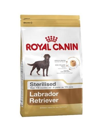 Royal Canin Labrador Adult Sterilised hrana uscata caini sterilizati din rasa Labrador Retriever 12 kg