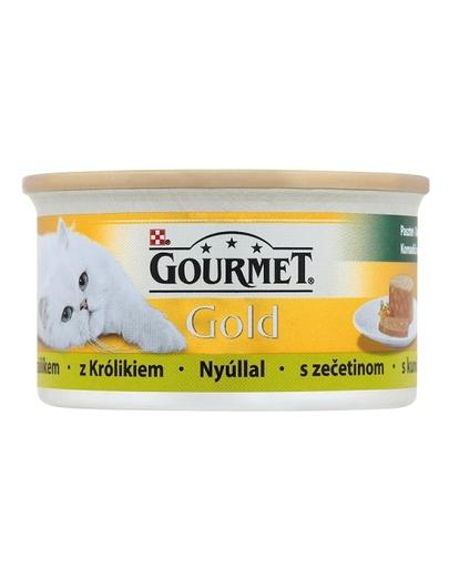 Gourmet Gold pate cu iepure 85 g