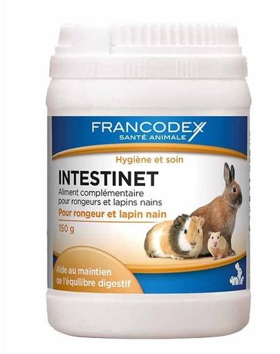 FRANCODEX Intestinet reglează activitatea intestinelor rozătoarelor 150 gr