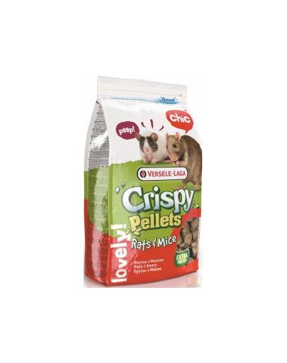 VERSELE-LAGA Crispy Pellets, granule pentru sobolani si soareci, 20kg fera.ro