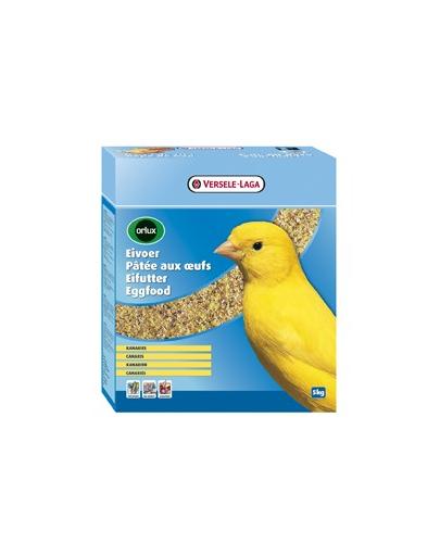 VERSELE-LAGA Eggfood Canaries Yellow 5 kg mâncare cu ou pentru canari galbeni fera.ro
