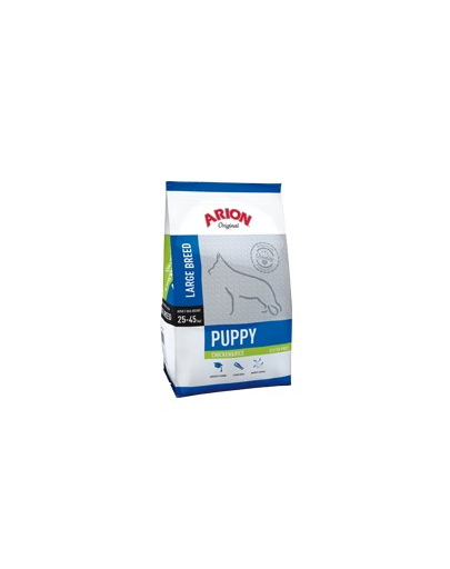 ARION Original Puppy large pui & orez 12 kg