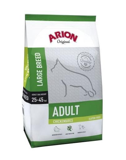 ARION Original Adult large pui & orez 12 kg