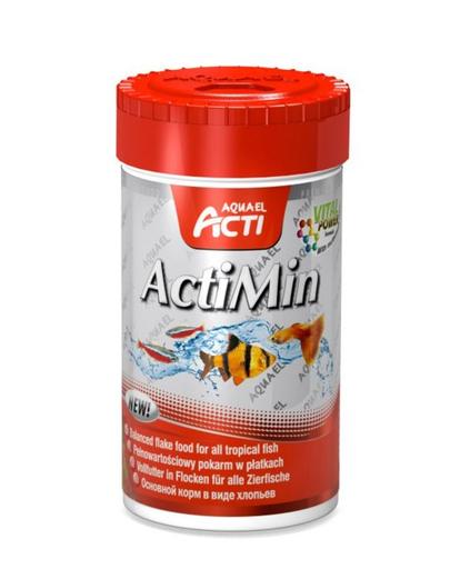 Hrană Aquael Acti actimin 250 ml multi