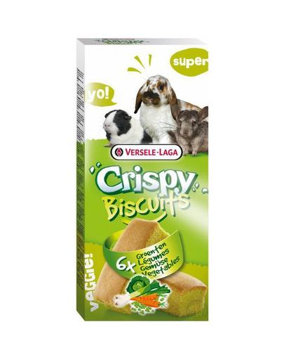 VERSELE-LAGA Biscuit Vegetables 70 g - biscuiți cu legume pentru rozătoare