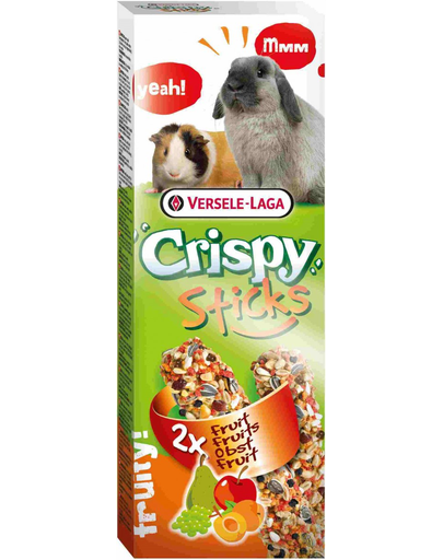 VERSELE-LAGA Prestige 110 g snack fructe pentru iepuri și porcușori de guinea