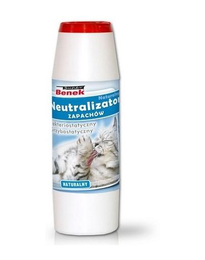 BENEK Neutralizator mirosuri - natural 500 g fera.ro