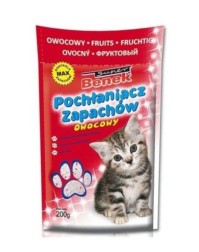 Benek Dezinfectant / absorbant mirosuri fructe 200 g