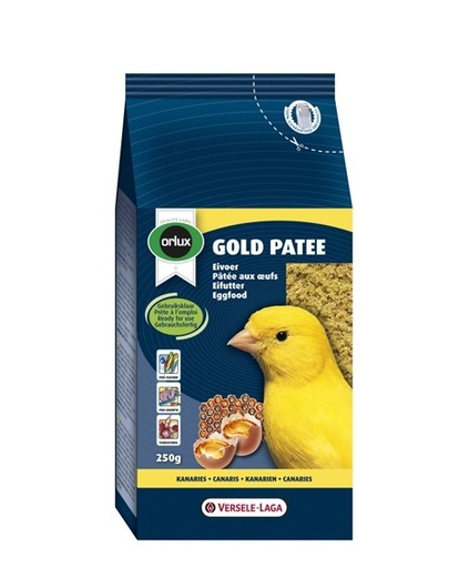 VERSELE-LAGA Gold Patee Canaries Yellow 5 kg - mâncare cu ou pentru canari galbeni