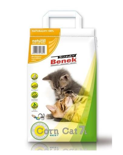 BENEK Super Benek Corn Cat 14 L fera.ro