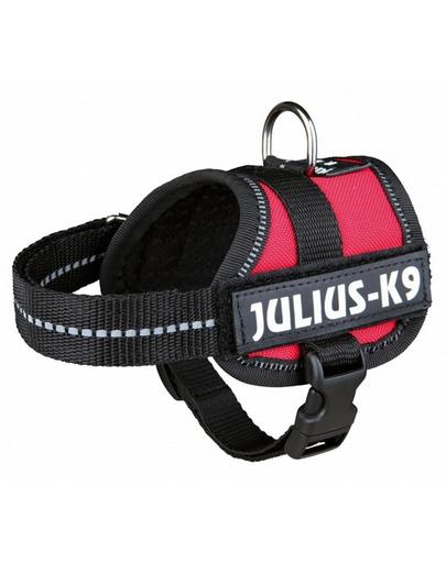 TRIXIE Ham pentru caini Julius-K9 Mini/M: 51–67 cm rosu