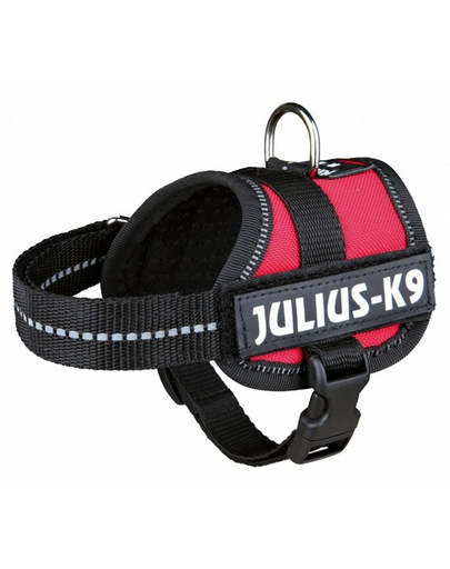 TRIXIE Ham Julius-K9 harness L 66–85 cm roșu