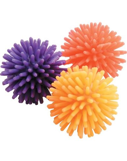 ZOLUX Jucării pentru pisici 3 mingiuțe steluțe 4 cm