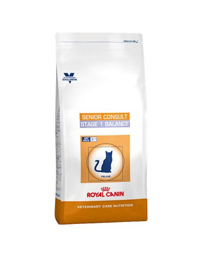 ROYAL CANIN Vet cat senior consult st 1 balance 1.5 kg