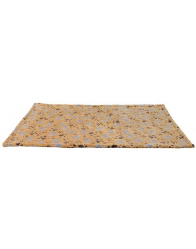 TRIXIE Pătură de lână Laslo 75 × 50 cm, bej fera.ro