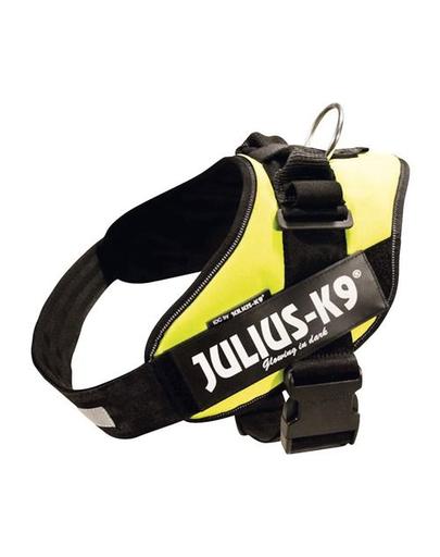 TRIXIE Ham Julius-K9 IDC , 4/XL: 96–138 cm, galben neon