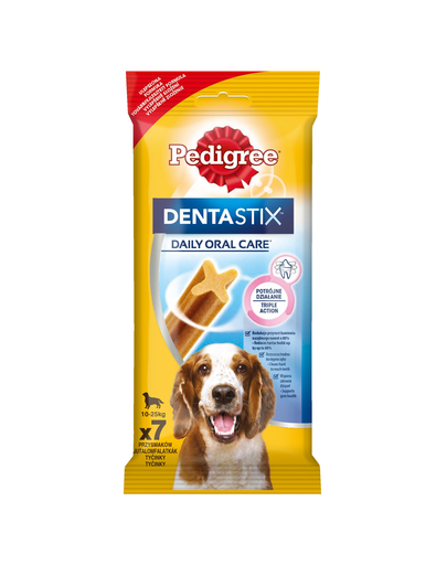PEDIGREE Dentastix talie medie 16 x 180 g