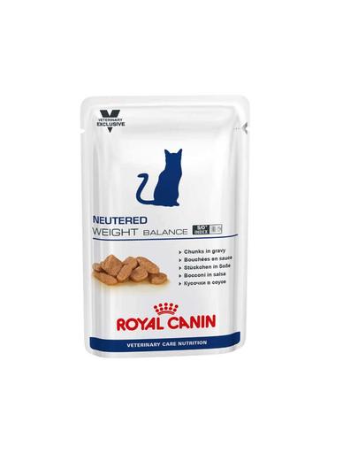 ROYAL CANIN Cat Neutered Weight Balance 12 x 100 g fera.ro