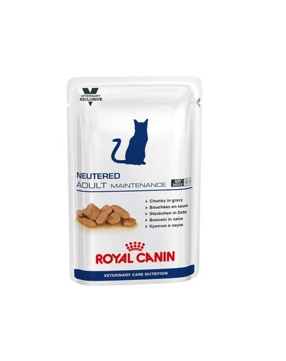 ROYAL CANIN Cat neutered adult maintenance 12 x 100 g