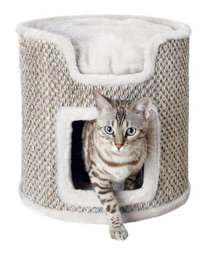 TRIXIE Turn pentru pisici Ria 37 cm gri