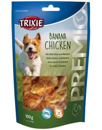 TRIXIE Recompense Premio banane pui 100 g