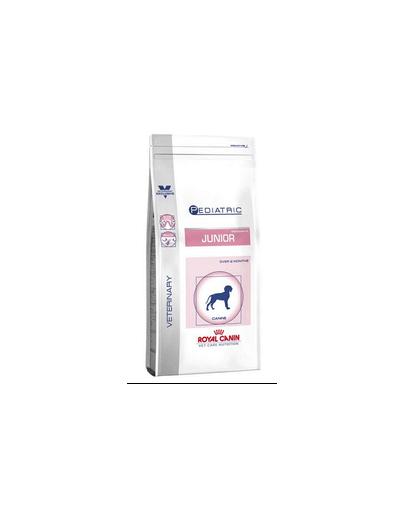 ROYAL CANIN Pediatric Junior Medium 4 kg fera.ro